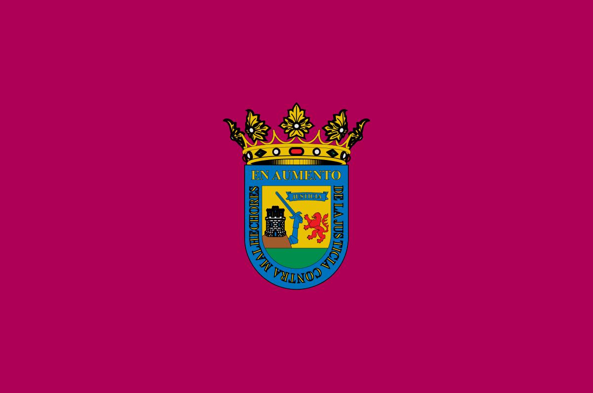 Bandera de la provincia de Álava