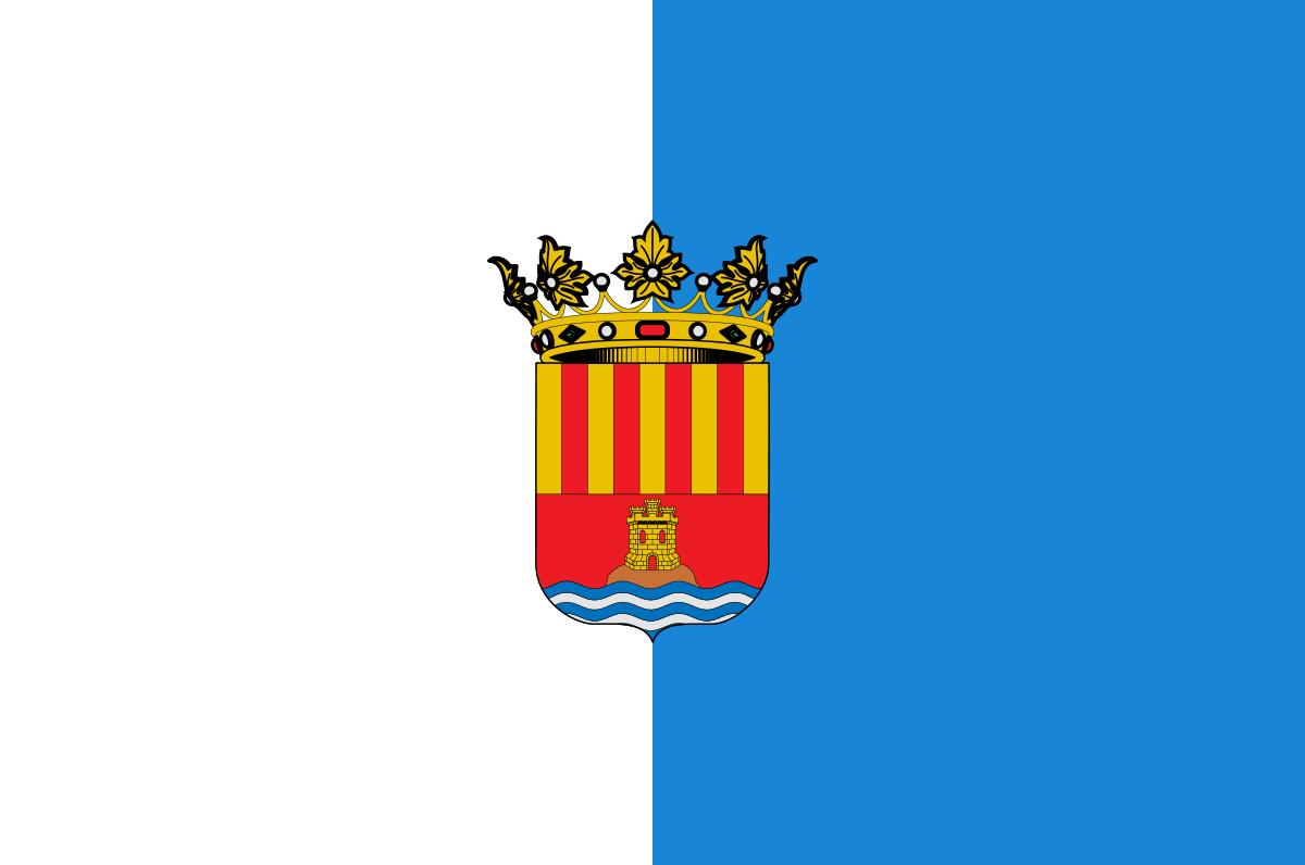 Bandera de la provincia de Alicante