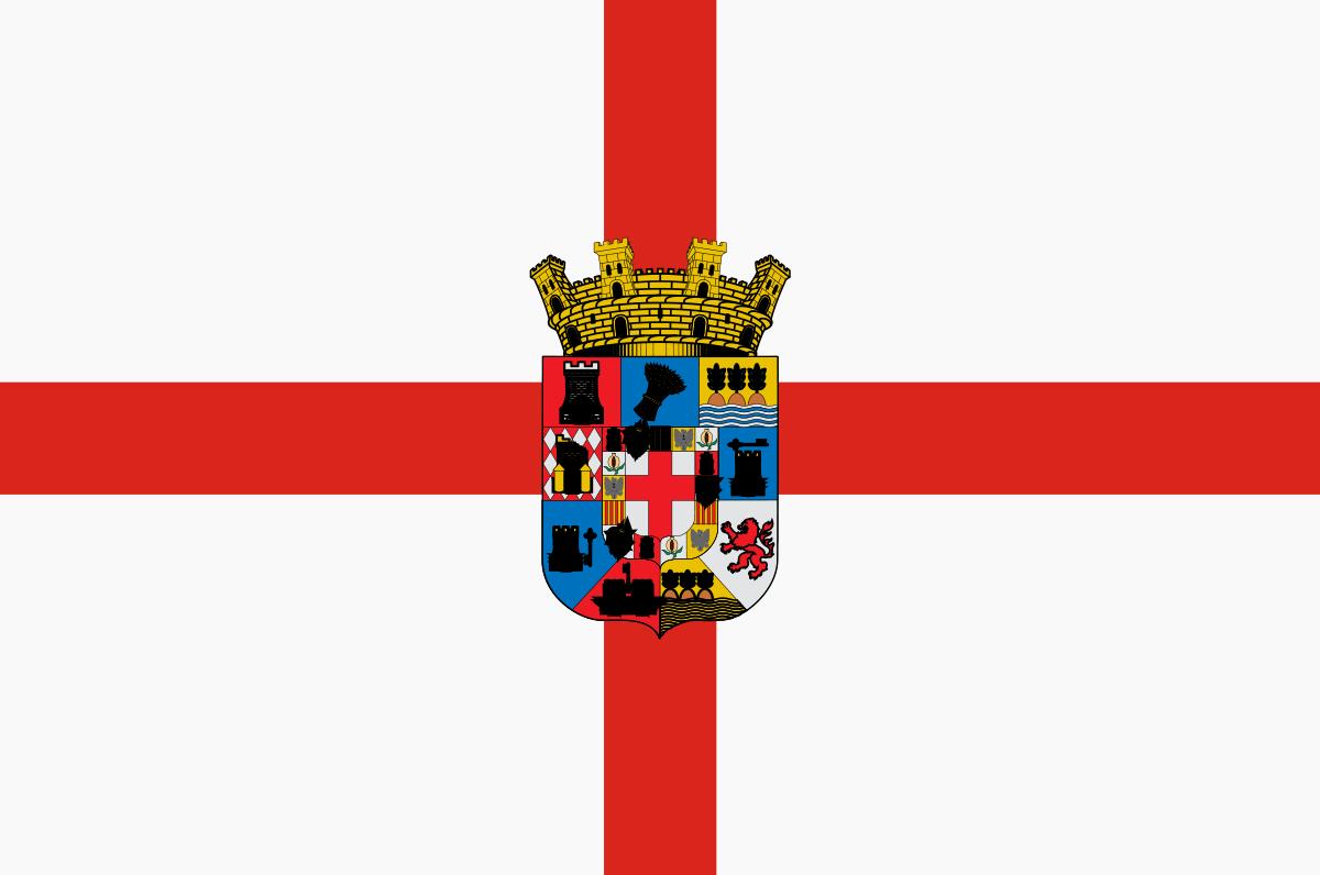 Bandera de la provincia de Almería