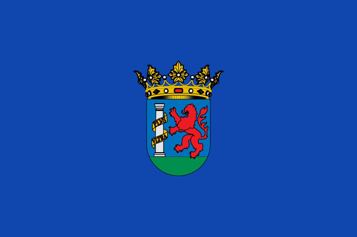 Bandera de la provincia de Badajoz