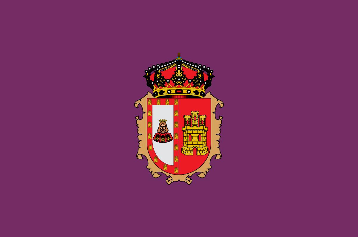 Bandera de la provincia de Burgos
