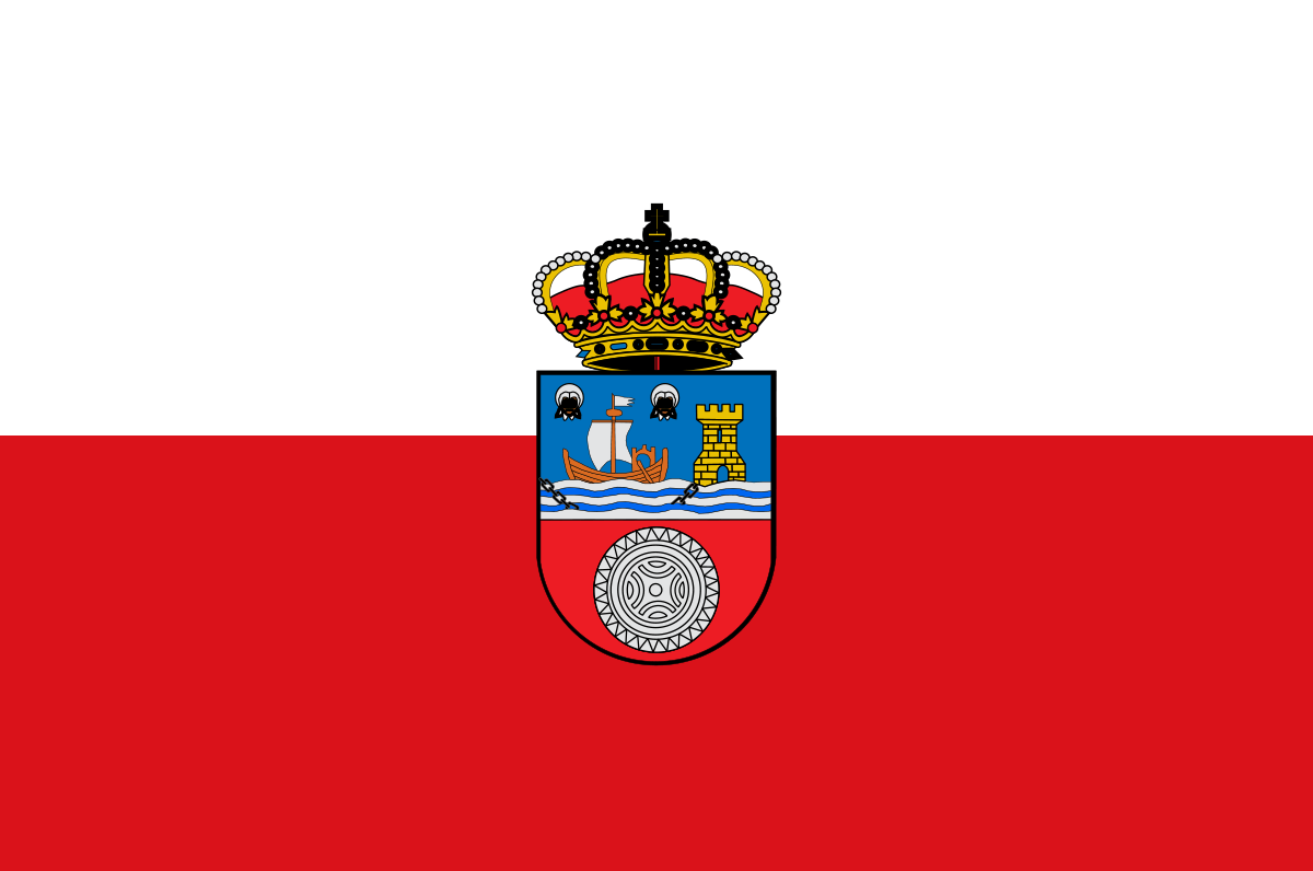 Bandera de la provincia de Cantabria