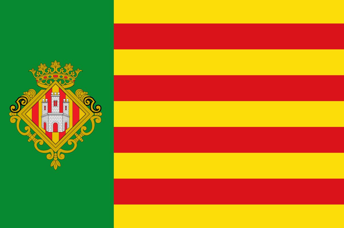 Bandera de la provincia de Castellón