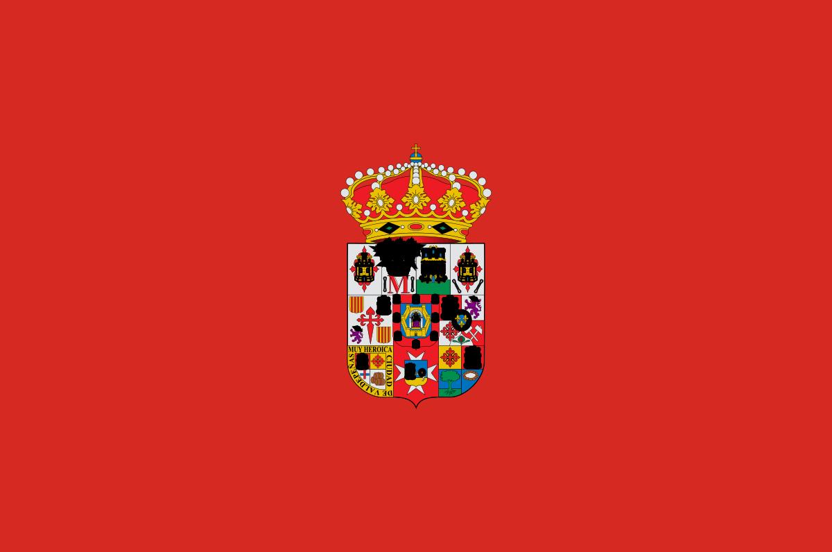 Bandera de la provincia de Ciudad Real