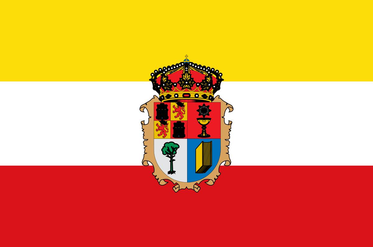 Bandera de la provincia de Cuenca