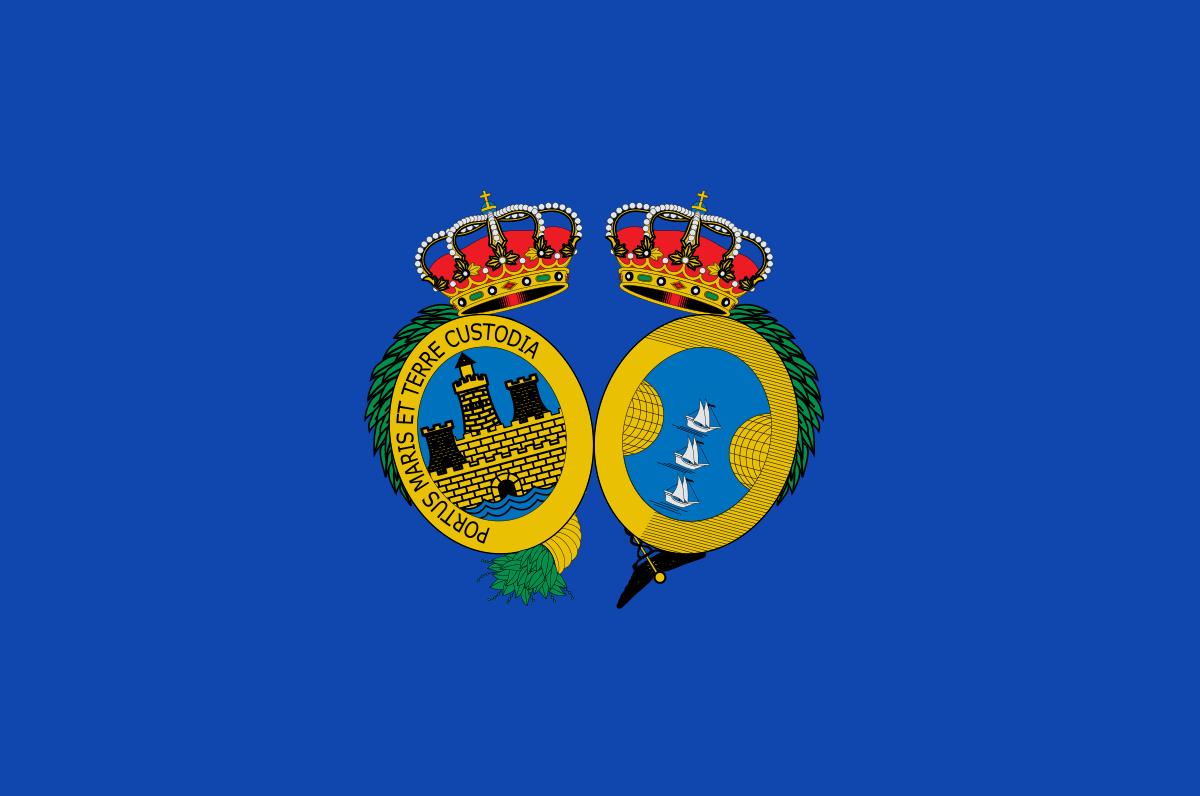 Bandera de la provincia de Huelva