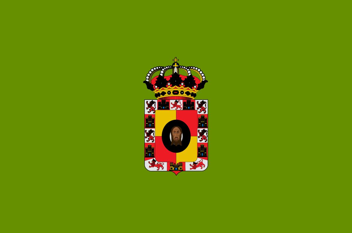 Bandera de la provincia de Jaén