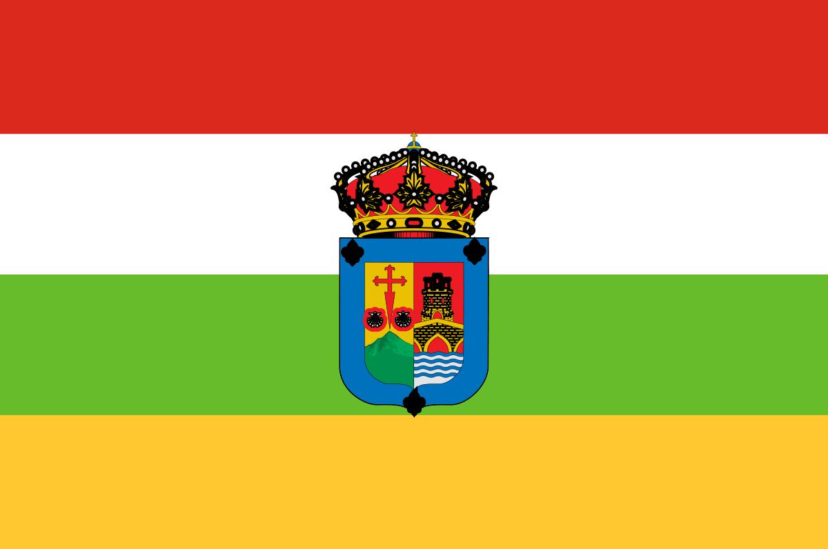 Bandera de la La Rioja