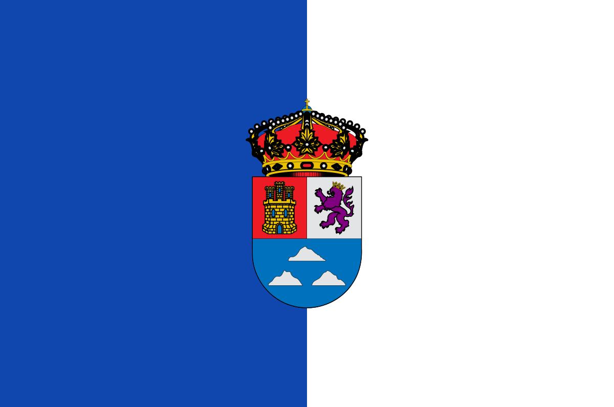 Bandera de la provincia de Las Palmas