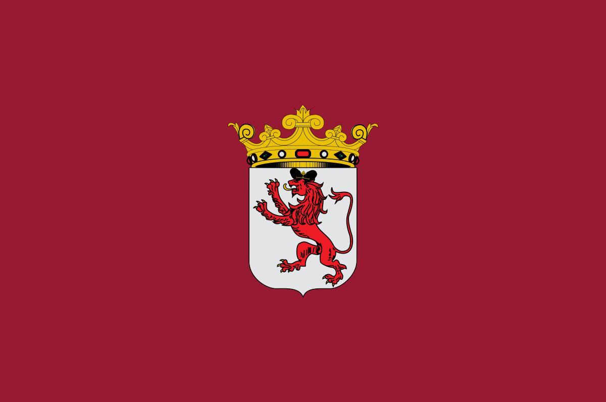 Bandera de la provincia de León