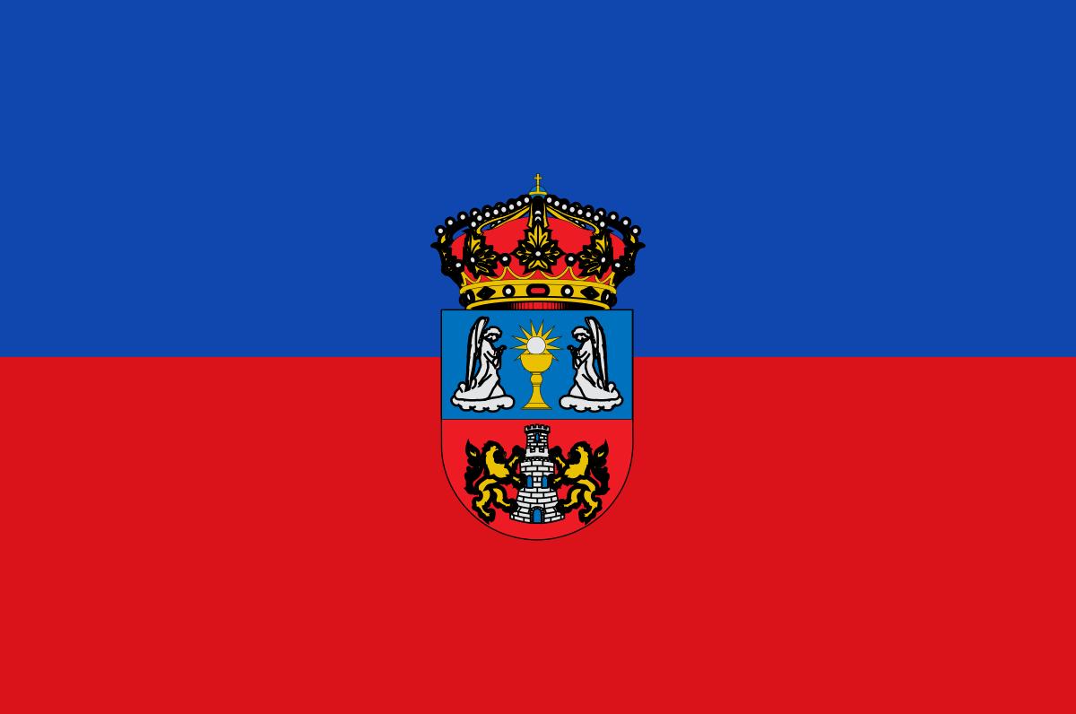 Bandera de la provincia de Lugo