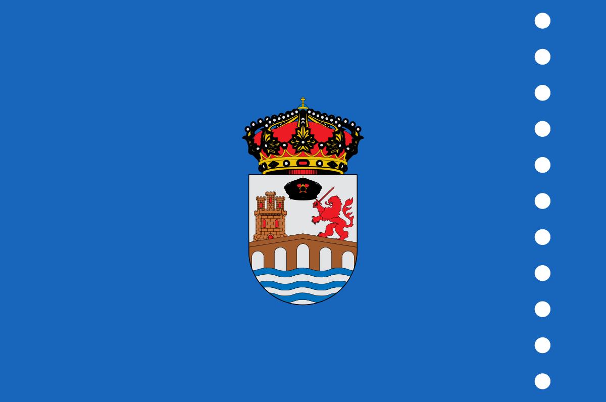 Bandera de la provincia de Ourense