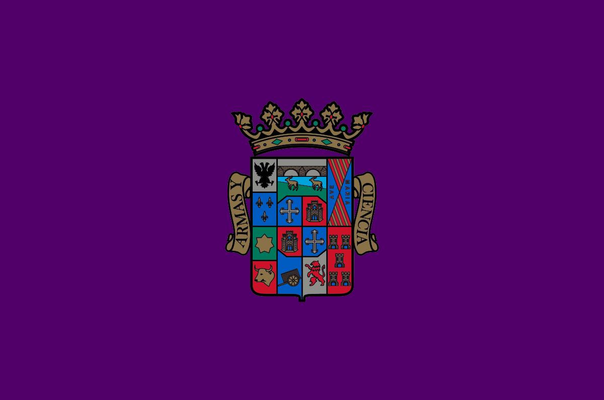 Bandera de la provincia de Palencia