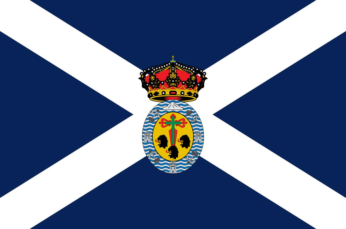 Bandera de la provincia de Santa Cruz de Tenerife