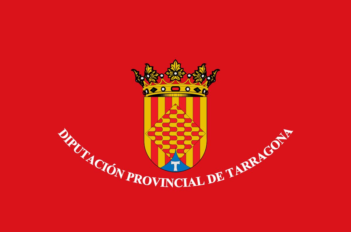 Bandera de la provincia de Tarragona