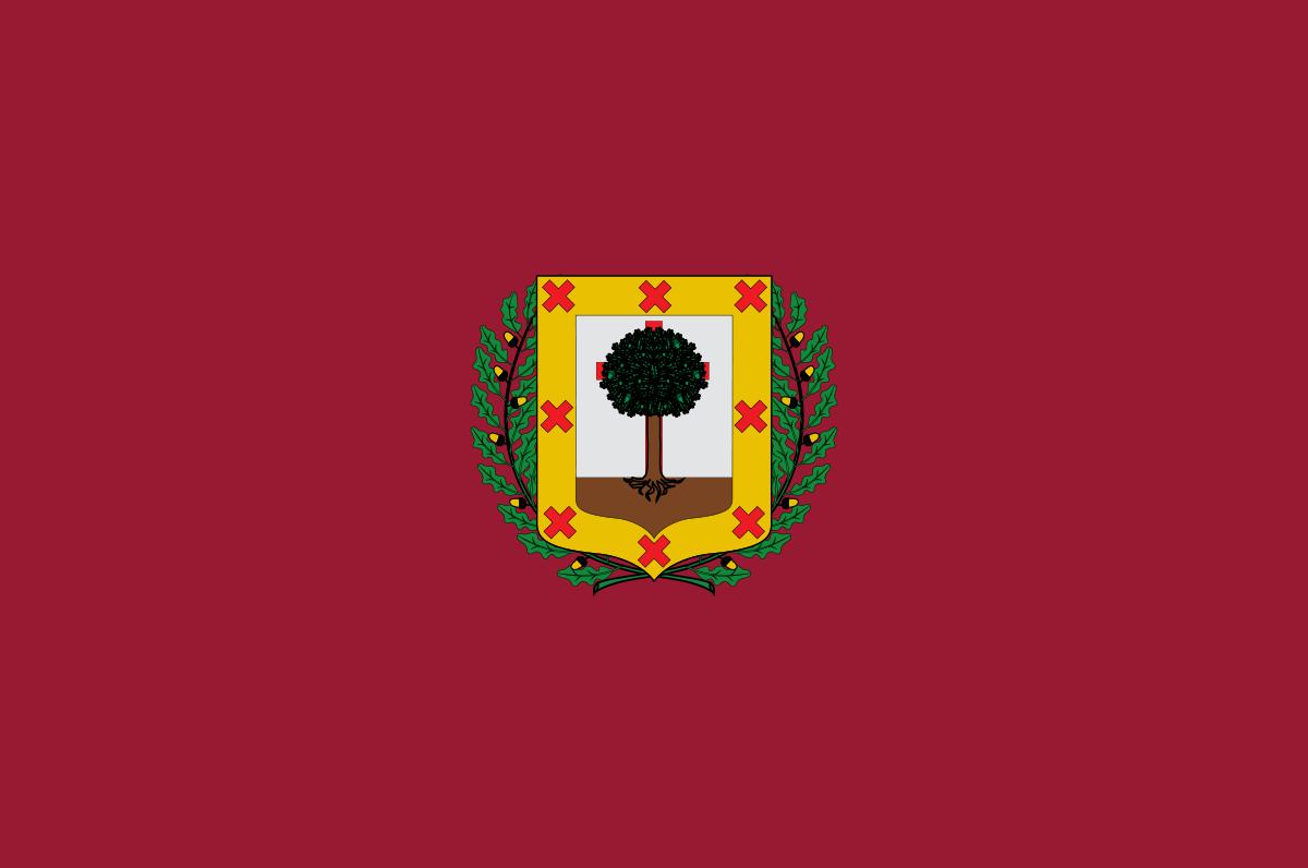 Bandera de la provincia de Vizcaya