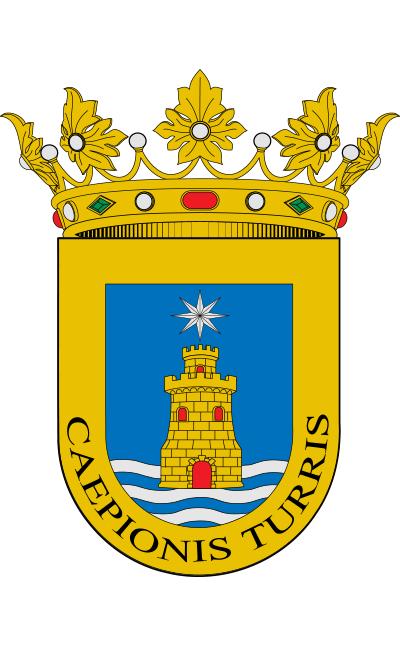 Escudo de Chipiona