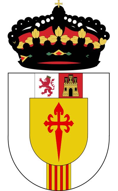 Escudo de Albanchez de Mágina