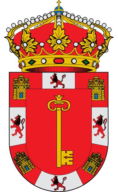Escudo de Alcalá la Real