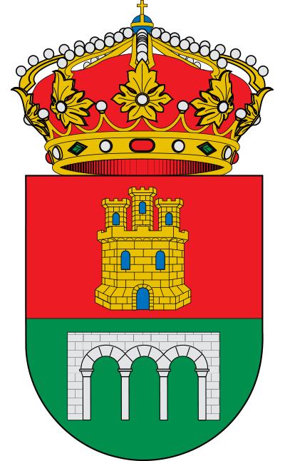Escudo de Alcaucín