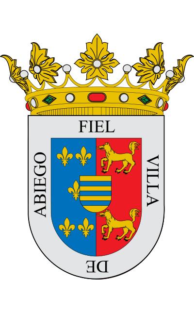 Escudo de Abiego