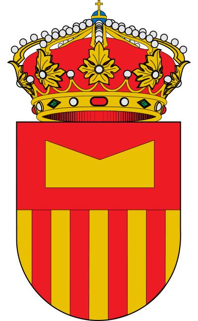Escudo de Adahuesca