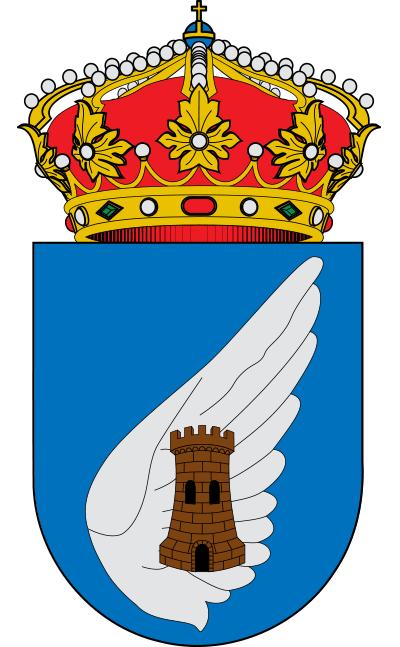 Escudo de Albalate de Cinca