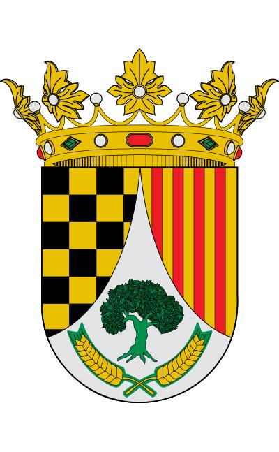 Escudo de Alcampell