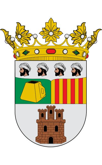 Escudo de Almudévar