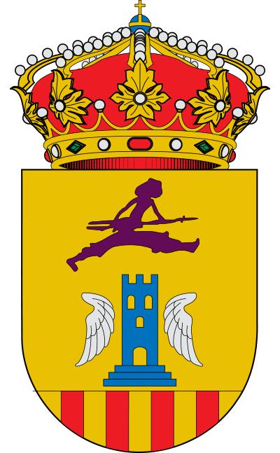 Escudo de Alacón