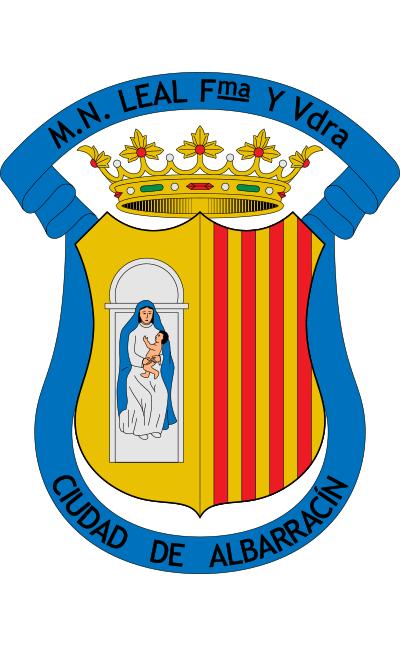 Escudo de Albarracín