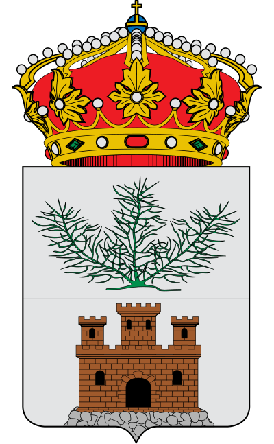 Escudo de Alcalá de la Selva