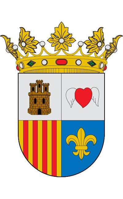 Escudo de Alcorisa