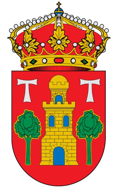 Escudo de Aguarón
