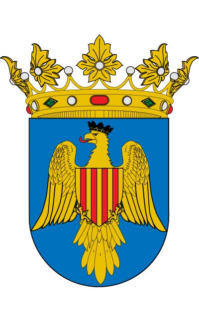 Escudo de Aguilón