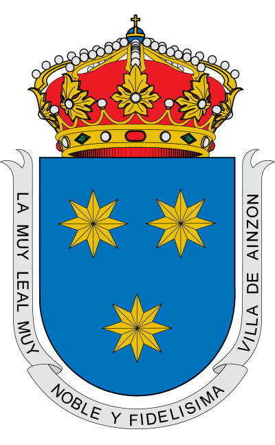 Escudo de Ainzón