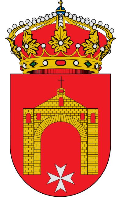 Escudo de Alberite de San Juan