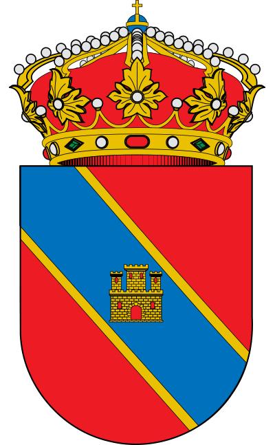 Escudo de Alcalá de Ebro