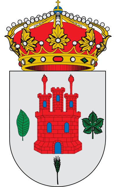 Escudo de Alcalá de Moncayo