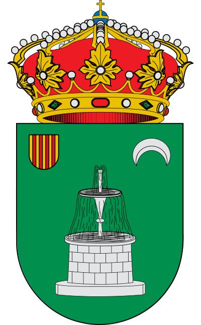 Escudo de Alfamén