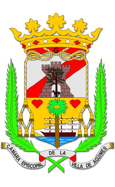 Escudo de Agüimes
