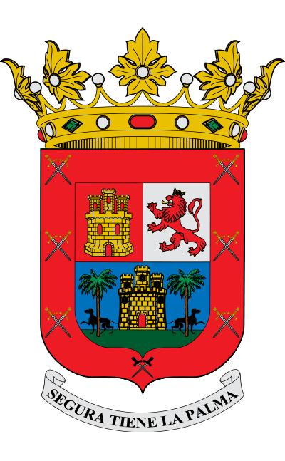 Escudo de Palmas de Gran Canaria, Las