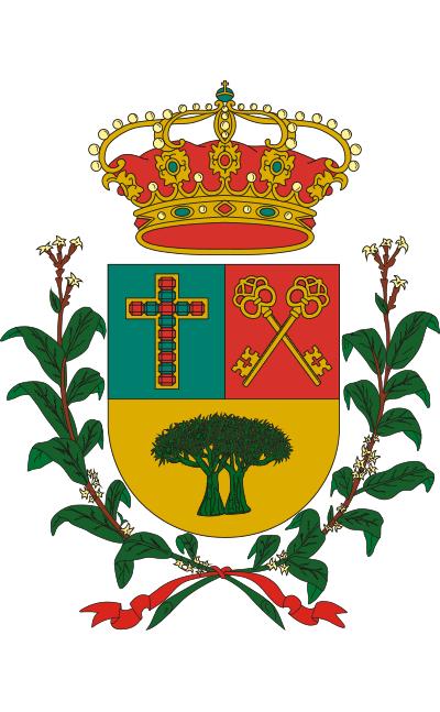 Escudo de Breña Alta