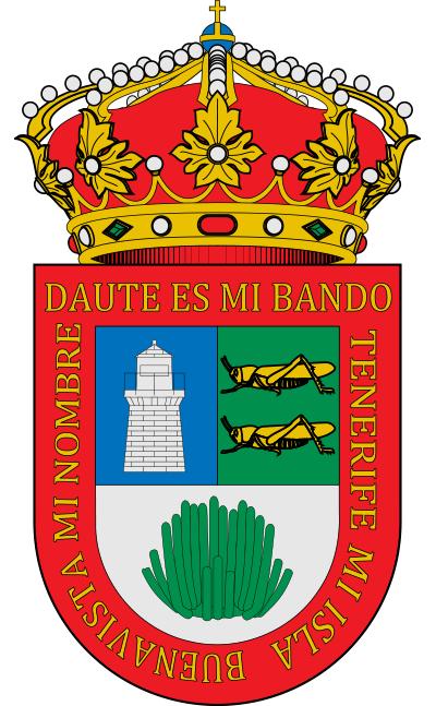 Escudo de Buenavista del Norte