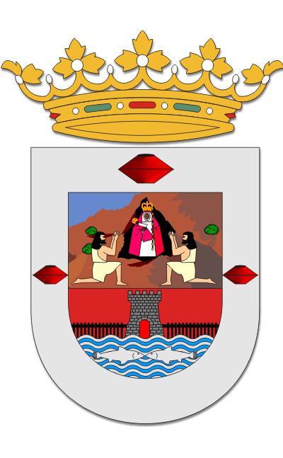 Escudo de Candelaria