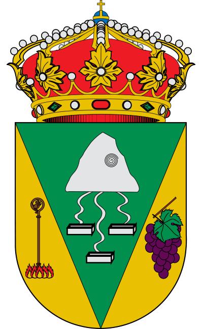 Escudo de Fuencaliente de la Palma