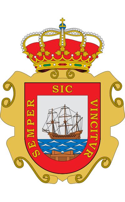 Escudo de Astillero, El