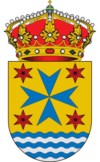 Escudo de Bárcena de Cicero