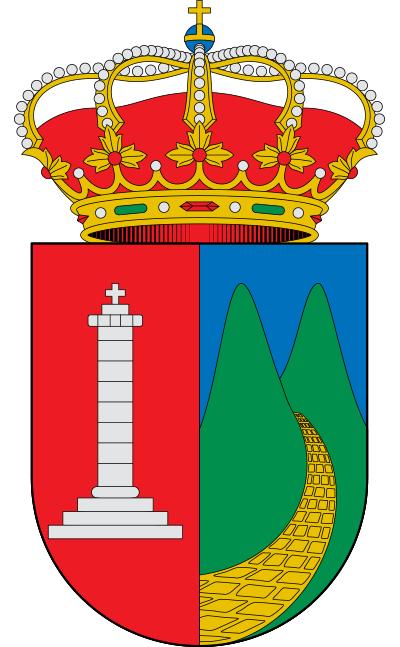 Escudo de Bárcena de Pie de Concha