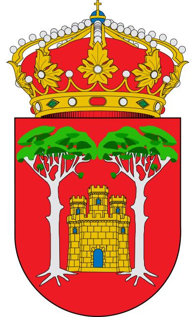 Escudo de Bonillo, El